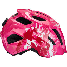 Cube Fink Fietshelm Kinderen, pink